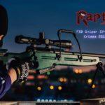 Raptor kommer lansera SV-98-snipergevär-serie