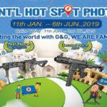 G&G har lanserat fototävlingen G&G Int'l Hot Spot Photo Contest