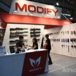 Modify visade mycket nytt på MOA 2018