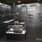 Specna Arms på SHOT Show 2019