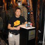 Master Mike från Airsoft Innovations på IWA 2019