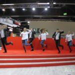Nuprol hade dansföreställningar på IWA 2019