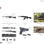 Stars Airsoft har lanserat ny webshop