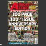 Tidningen Airsoft Action firar 100:e numret!