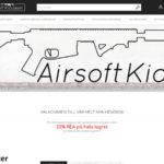 Airsoftkiosken har lanserat ny webshop