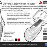 Airtech Studios har lanserat USA (Universal Sidewinder Adapter)
