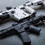Krytac har presenterat Kriss Vector (Alpine), Trident PDW M4 (M-lok) och M4-magasin som förväntas lanseras i december