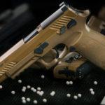 SIG SAUER ProForce M17-airsoftpistolerna förväntas nå Europa i december!