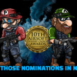 10th Airsoft Players' Choice Awards hos Popular Airsoft