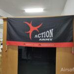 Fabriksbesök hos Action Army i Taiwan