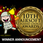 Vinnare i 10th Airsoft Players' Choice Awards