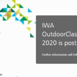 IWA-mässan 2020 skjuts på framtiden!