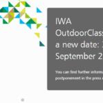 IWA 2020 flyttas till 3-6 september