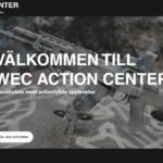 WEC Action Center har lanserat hemsida