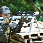 Steyr Scout från ASG och Modify