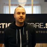 Tacticalstore – vinnare i kategorin Årets handelsföretag (Alvargalan 2021)