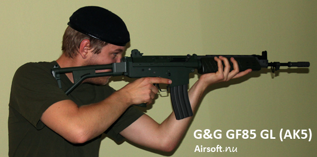 G&G Armament GF85 GL (AK5)
