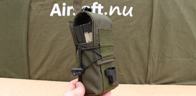 The magazine pouch KDL Pouch for 2 M4 mags from Sagear.