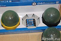 Varje enhets batterier är placerade under varje enhet.