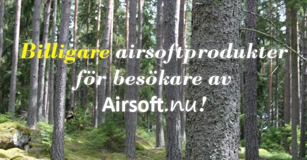 billigare priser Airsoft.nu