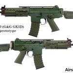 Information om AK5D (G&G GK5D)