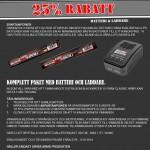 Batteriinsamlingskampanj och Tävling från Spartan Imports Europe