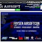 Butiken Frysen Airsoft har ny webshop