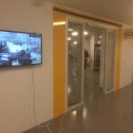 Invigning av Combat Zones nya butik i köpcentrum i Höör