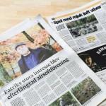 Nyhetsartiklar om Halmstad Airsoft Förening