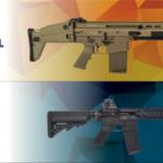 Cybergun har lanserat FN SCAR-H (GBBR) och Colt M4 RIS (GBBR)