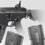 Genomskinliga midcap-magasin från G&G Armament
