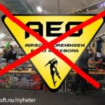 Airsoftföreningen Expo Göteborg är nedlagd