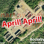 Airsoftaktör tar över Bockaby – Aprilskämt!