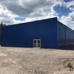 Frysen Airsofts nya butik i Jönköping nästan färdigbyggd