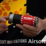 Airsoft Innovations presenterade 40 Mike (airsoftgranat) på IWA 2018