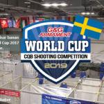 Information om svenska G&G World Cup-finalen (26 augusti 2018)