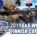 Finska G&G World Cup 2019-uttagningen