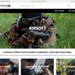 Tacticalstore har lanserat ny webshop