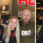 Svenska airsoftinfluencers på IWA 2019