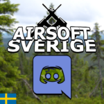 Discord-gruppen Sweden Airsoft