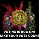 Omröstningsperioden har börjat i Popular Airsofts The 10th Airsoft Players' Choice Awards