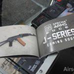 Specna Arms på SHOT Show 2020