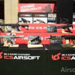 ICS Airsoft-lanseringar 2020