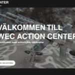 WEC Action Center har lanserat hemsida