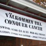 Conquer Cancer 2020 samlade in över sexton tusen
