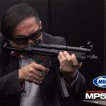MP5 A5 NGRS och GLOCK 19 GEN.4 GBB från Tokyo Marui