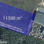 Frysen Airsoft i Jönköping anlägger 11500 kvm stor utomhusarena